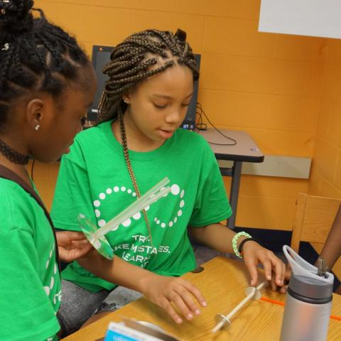 South Side STEM Camp 18