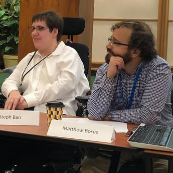 Disabilities conference